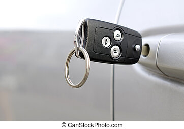 Key oc car