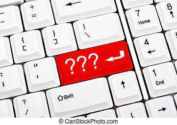 ??? key