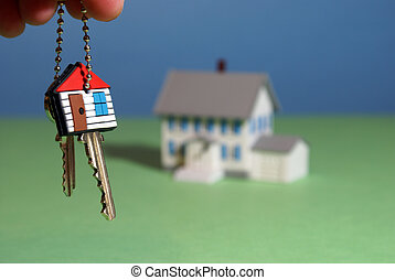 Key to Home Owner