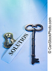 Key to Solution