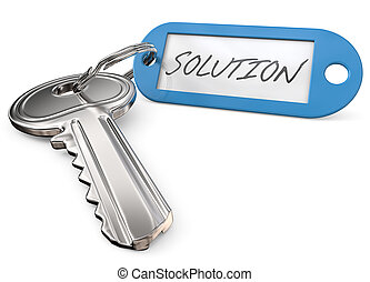 Key to Solution.