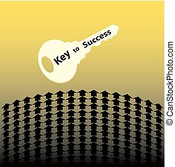 key to success with arrows