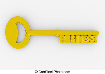Key to successful business