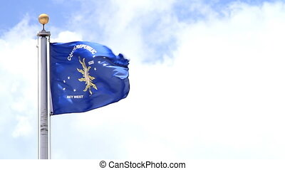 Key West Conch Republic Flag