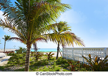 Key west florida beach Clearence S Higgs