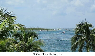 Key West Scenic Ocean View