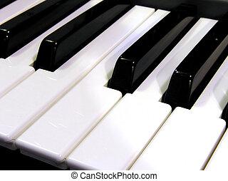 Keyboard - Close-up of a keyboard