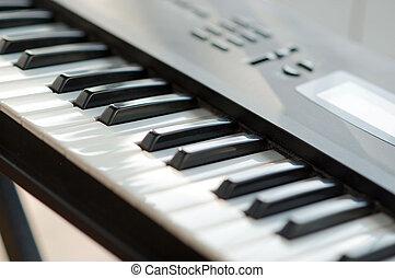 keyboard macro instrument low DOF