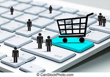 keyboard shopping