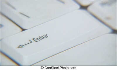 keyboards, five shots- enter, esc, backspace, delete,keypad