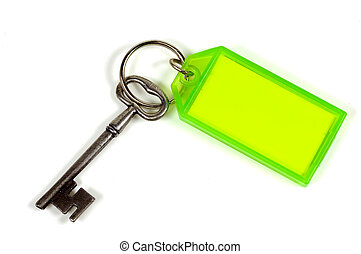 Keychain and a Key