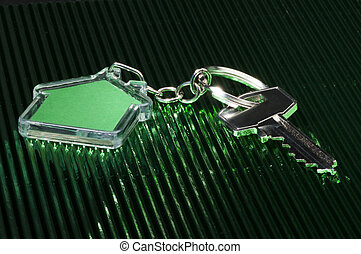 keychain, chiave