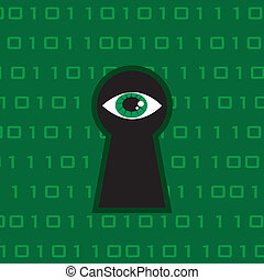 Keyhole Eye Tech