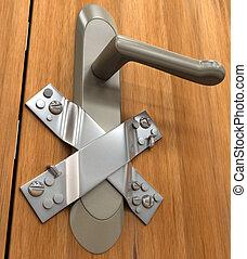 Keyhole / Privacy