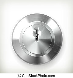 Keyhole, vector