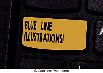 keypad, obecność, fotografia, znak, komputerowa klawiatura, wiadomość, ufność, błękitny, inwestując, tworzyć, intention, tekst, konceptualny, pokaz, online, klucz, kreska, gmach, idea., groźny, illustrations.