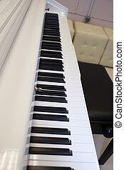 Keypad of the music instrument