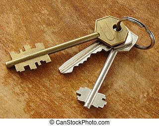 keys 10