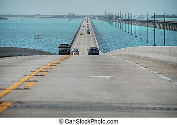 Keys Islands Interstate, Florida, January 2007