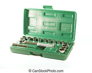 Tubular keys toolset
