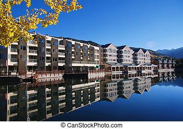 Keystone Resort in Fall