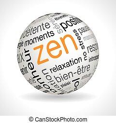 keywords, bol, thema, zen, franse