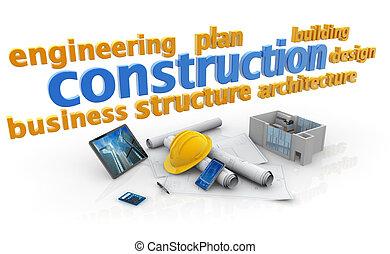 keywords of construction industry