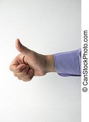 kezezés feláll, lapozgat