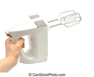 kezezés kitart, konyhai robotgép