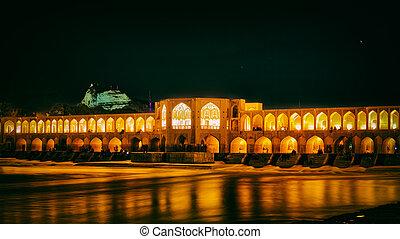 Khaju Bridge Isfahan