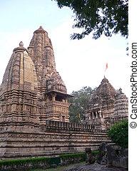 khajuraho, świątynia