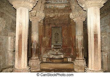 khajuraho, erótico, templo