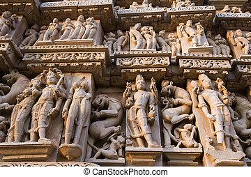 khajuraho, -, madhya, india, pradesh