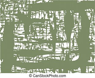 grey on white abstract framed background