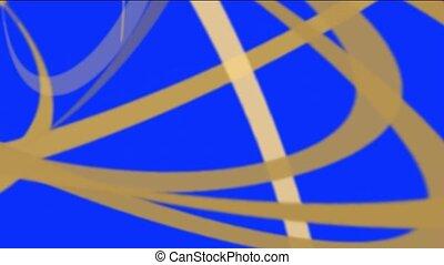 Khaki helix lines, spiral lines pattern