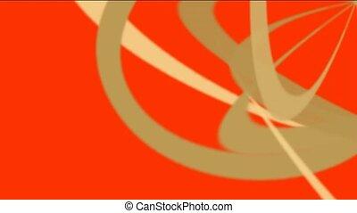 Khaki helix lines,spiral lines pattern.ribbon,Debris,broken...