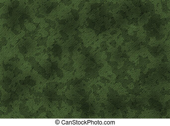 Khaki - A military khaki camouflage pattern. Art...