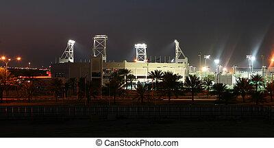 Khalifa tennis complex