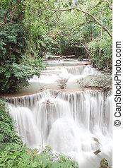 khamin, Cachoeira,  mae,  huay