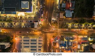 kharkiv, antena, pomyłka, prospekt, czas, crossroads
