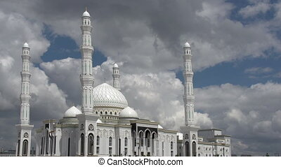 Khazret Sultan Mosque - Attraction of the capital of...