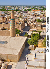 Khiva aerial