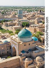 Khiva mosque