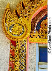 kho samui bangkok thailand incision of the buddh temple