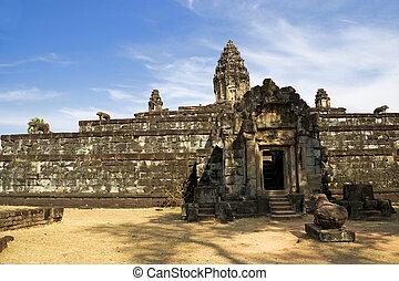 kiütés, preah, kambodzsa