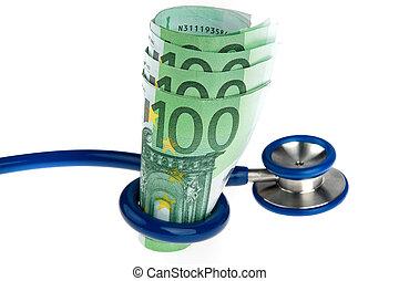 kiadások, egészség