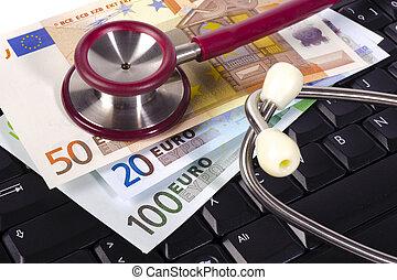 kiadások, orvosság