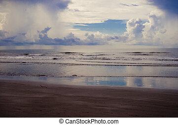The beach of Kiawah