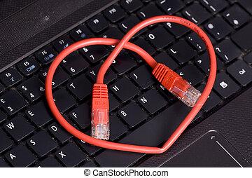 kibernetikai, szív, szeret absztrahál