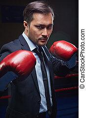 kick-boxer, alatt, formalwear